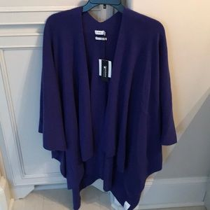 Brand new Vince cashmere poncho